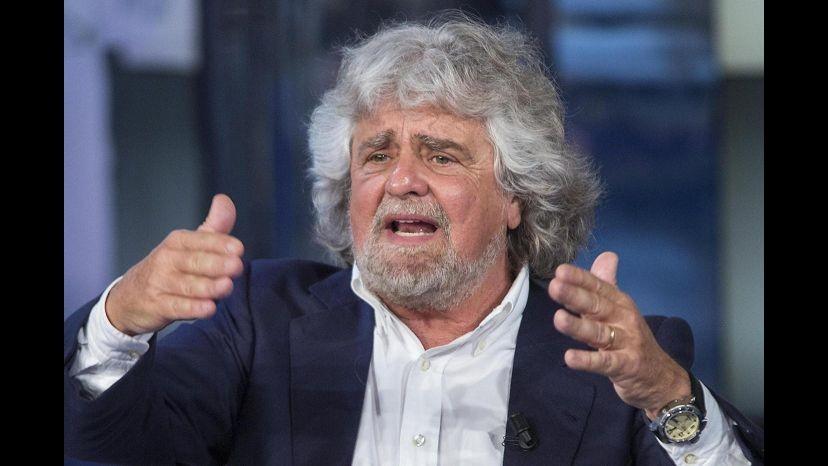 Grillo: Corruzione è primo partito del voto
