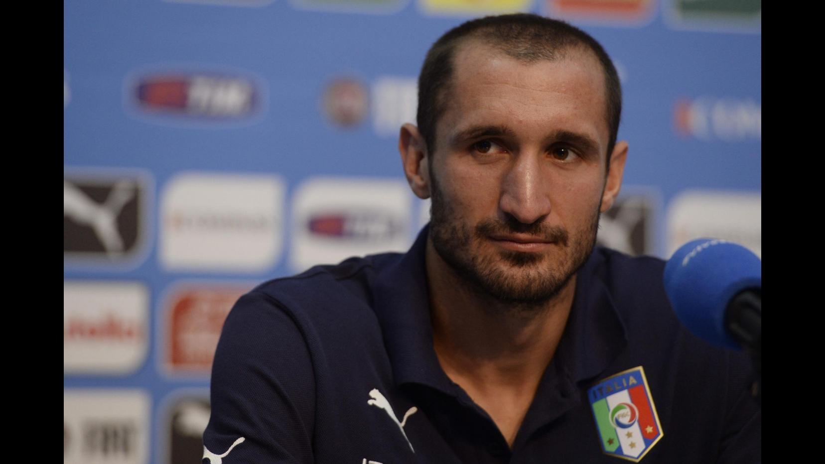 Mondiali 2014, Chiellini: Vincere sempre difficile, difesa da migliorare