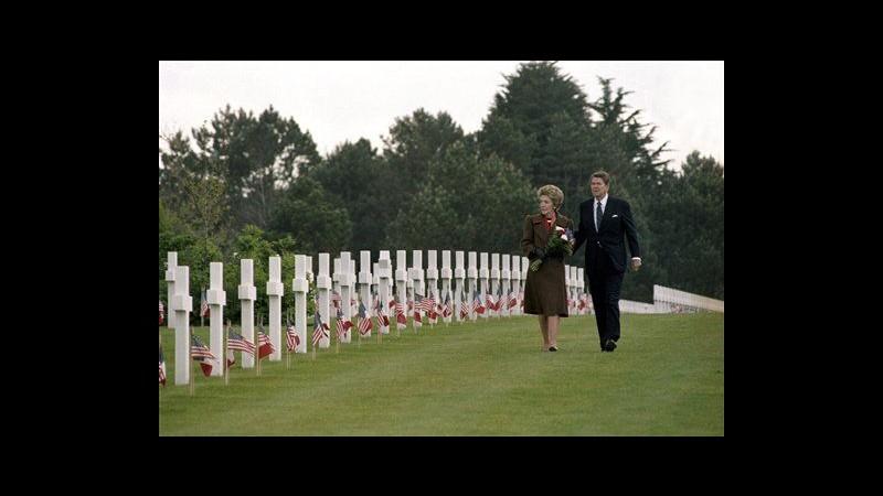D-day, il ricordo dello sbarco nelle parole dei presidenti Usa