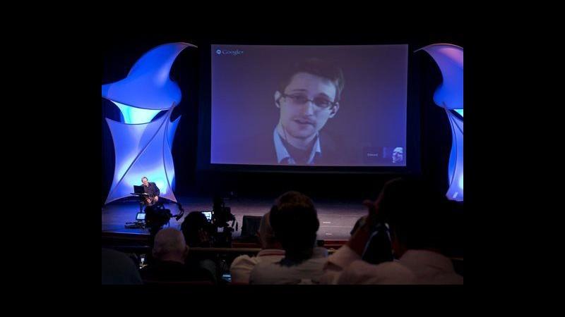 Caso Nsa, deputati Germania interrogheranno Snowden a Mosca