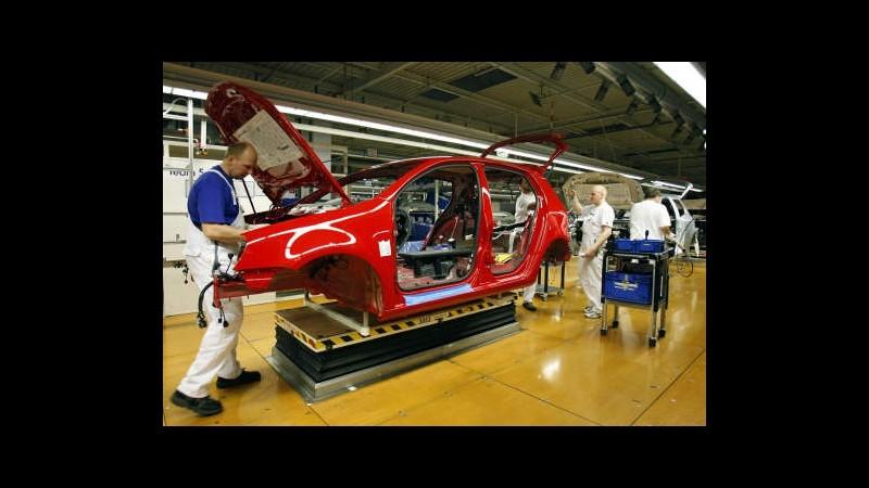 Germania, ordini industriali +2,2% a marzo, oltre attese