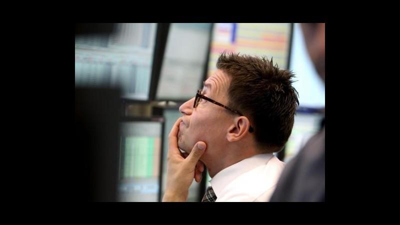 Bper in forte calo in Borsa nel primo giorno di aumento da 750 mln