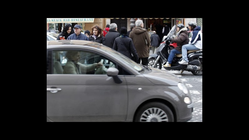 Rc auto, Ania: Prezzo -4,5% in sei mesi, risparmi per 1 mld