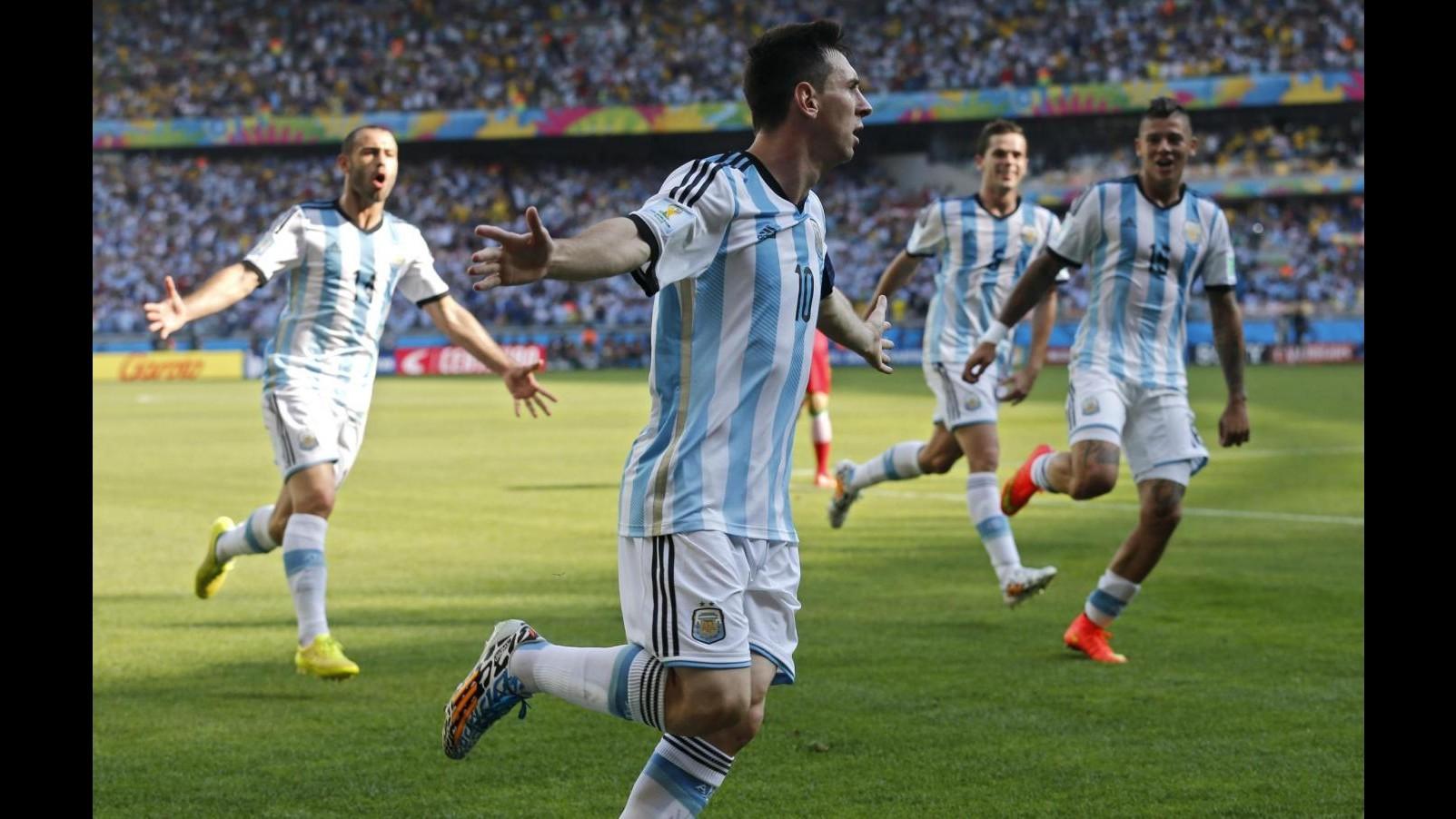 Mondiali 2014, Messi: Non abbiamo mostrato di cosa siamo capaci