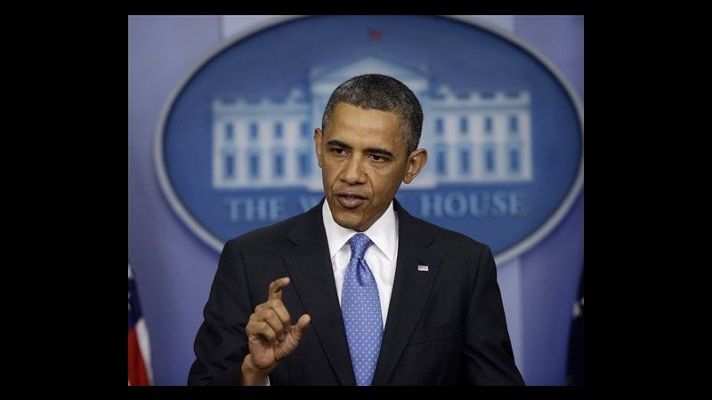 Siria, Obama: Usate armi chimiche, sul tavolo tutte le opzioni