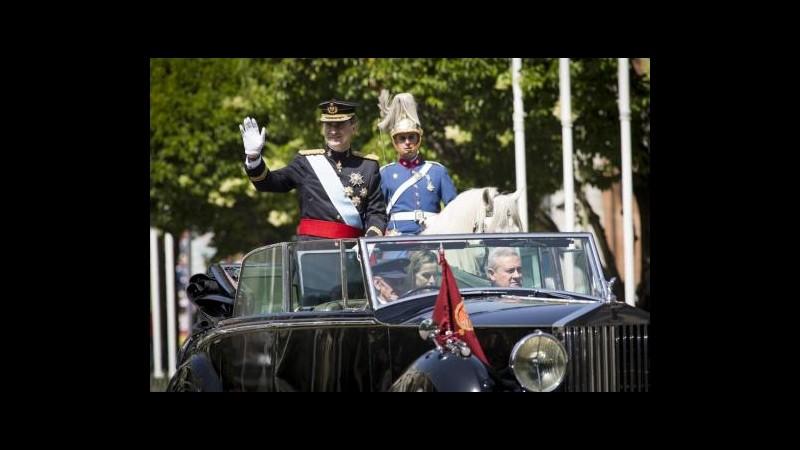 Felipe VI ha giurato: è il nuovo re di Spagna