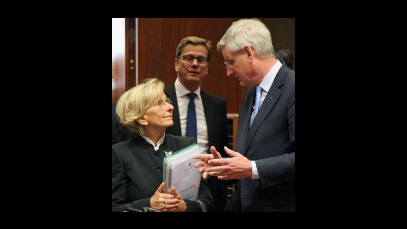 Siria, vertice ministri Esteri Ue a Bruxelles: sul tavolo embargo armi