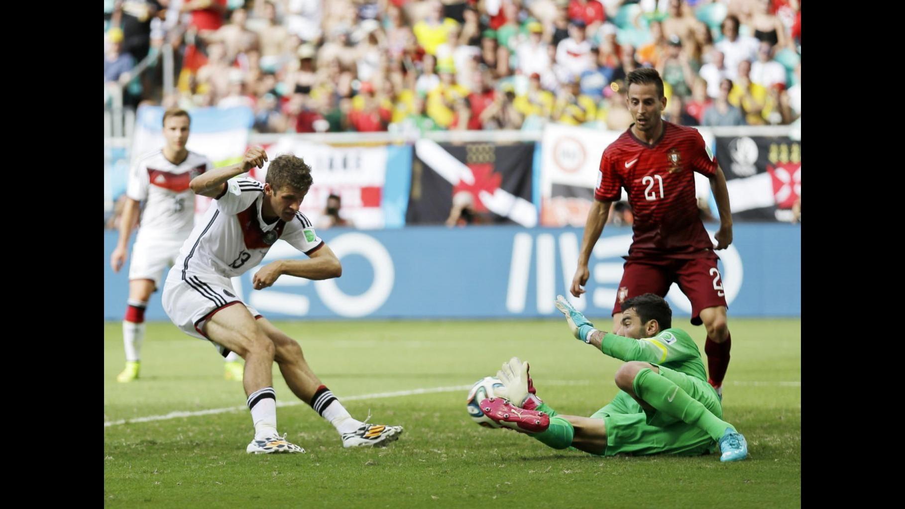 Mondiali 2014, Muller: Fantastico segnare tripletta all'esordio