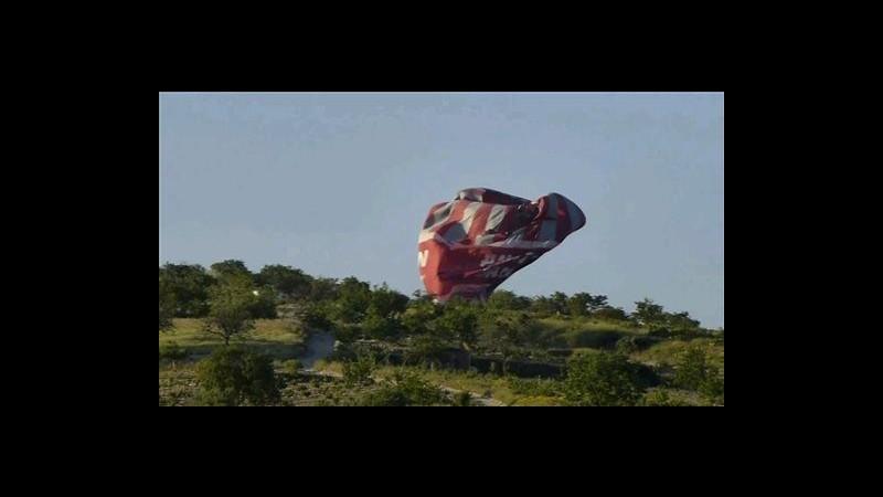 Turchia, salgono a 3 i morti per schianto mongolfiera in Cappadocia