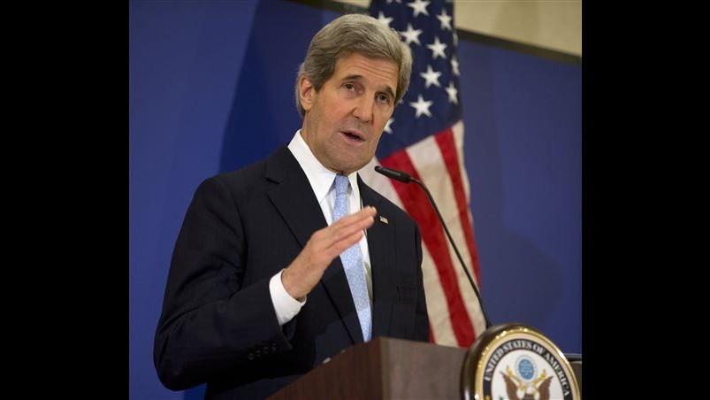 Siria, Kerry parte per Medioriente: prime tappe Oman e Giordania