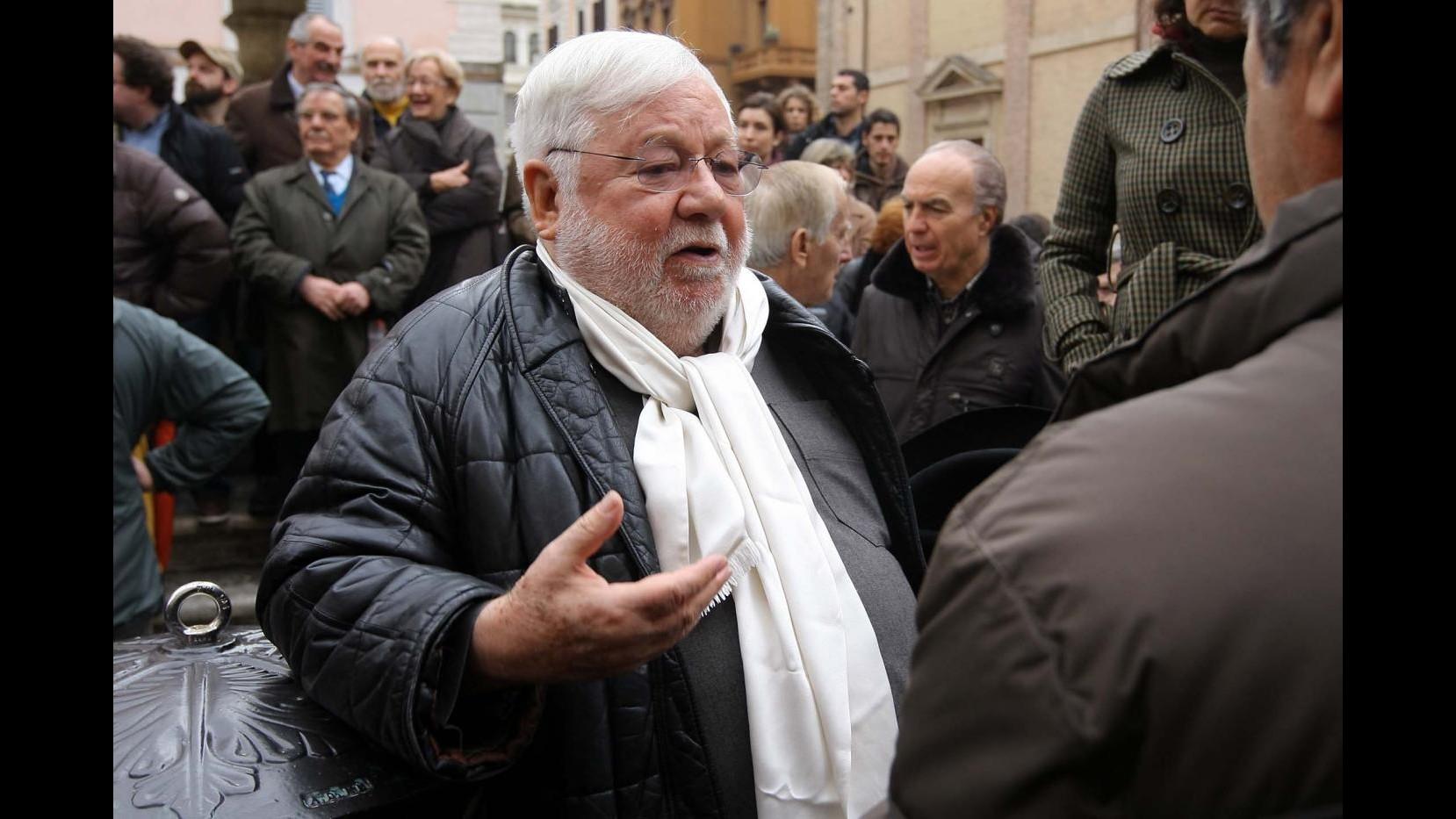Roma, malore per Paolo Villaggio: dopo alcune ore ha lasciato Umberto I