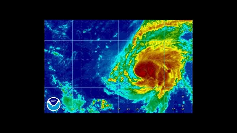 Depressione tropicale al largo Messico: è prima in stagione Pacifico
