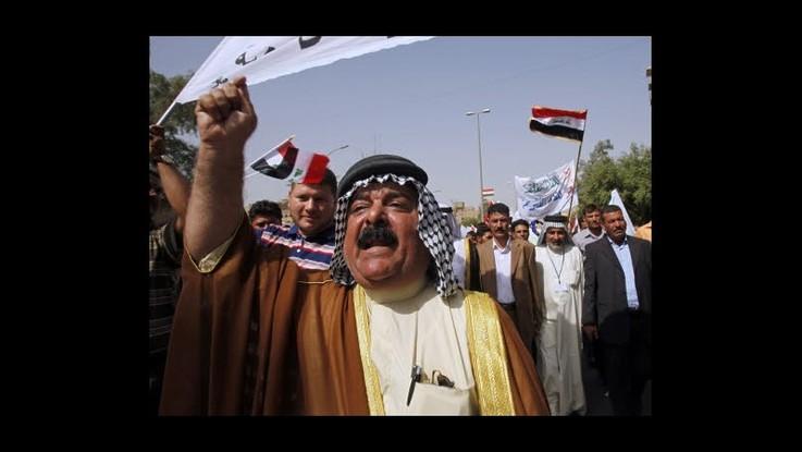 Iraq, abitanti Baghdad: Califfato è stato terroristico