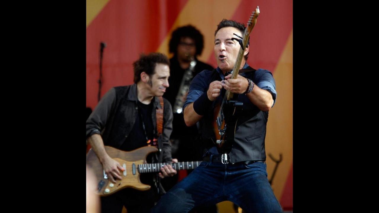 Bruce Springsteen gira cortometraggio, debutto sul suo sito 9 luglio