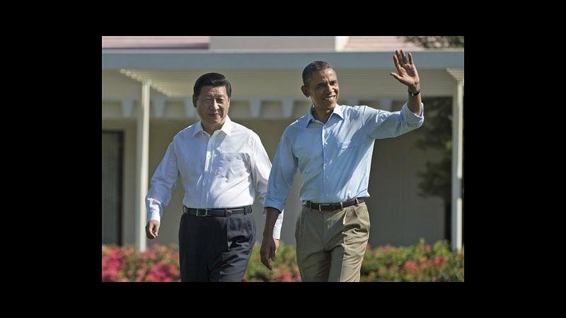 Obama a Xi Jinping: Soluzioni in cyber-sicurezza o legami difficili