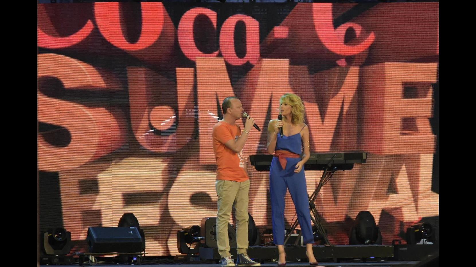 Roma, domani in Piazza del Popolo ultima sera Coca-Cola Summer Festival