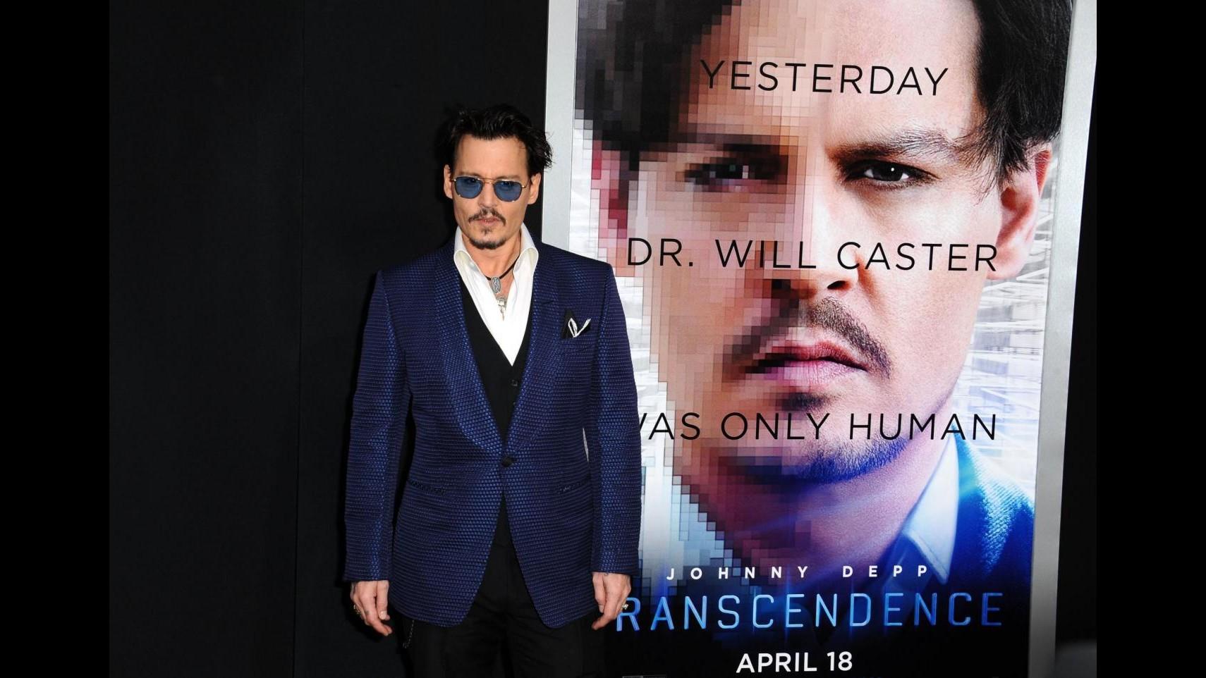 Johnny Depp ossessionato dai buoni sconto: compra tutto sui siti