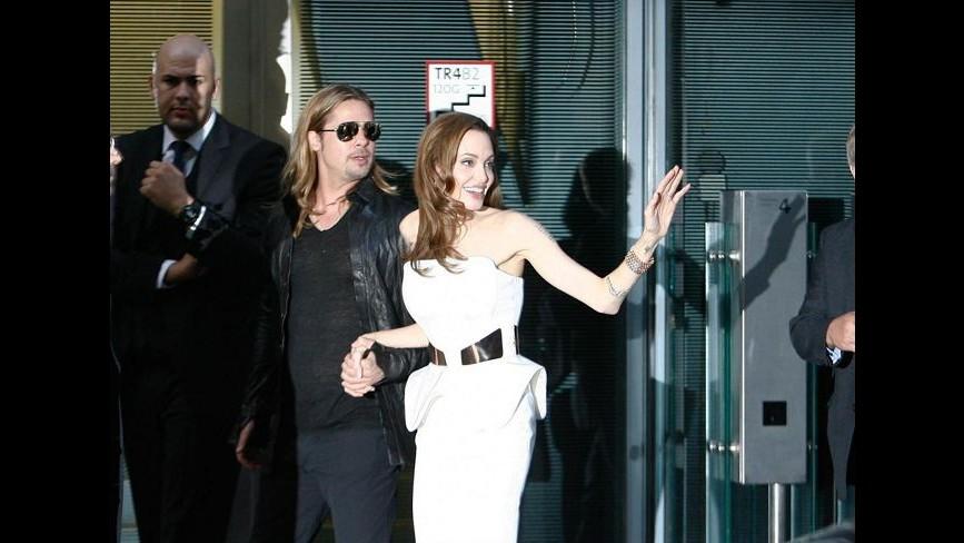 Brad Pitt regala ad Angelina per compleanno 3mila sterline di lingerie