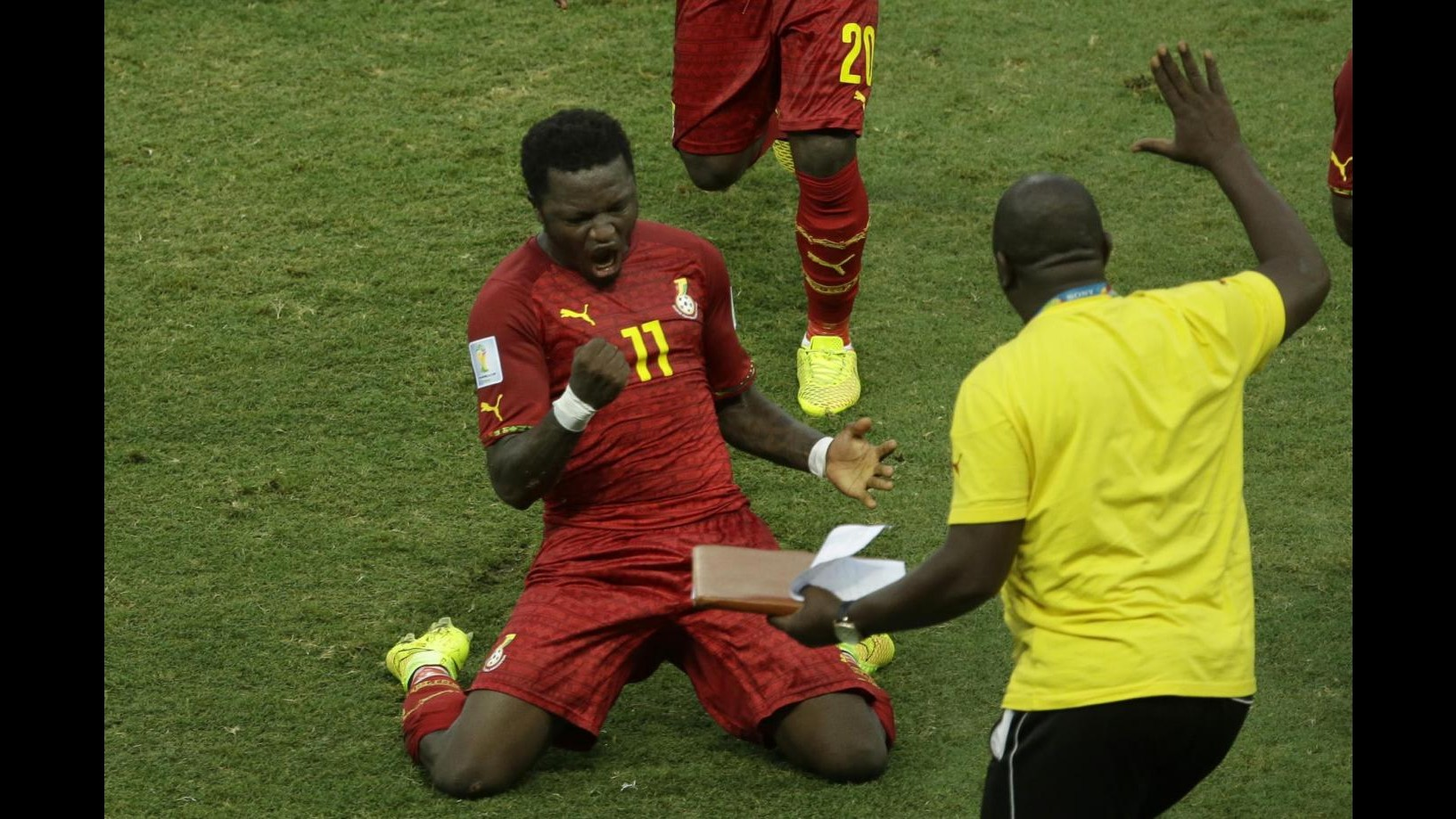 Mondiali 2014, Ghana: Muntari e Boateng espulsi dal ritiro per motivi disciplinari