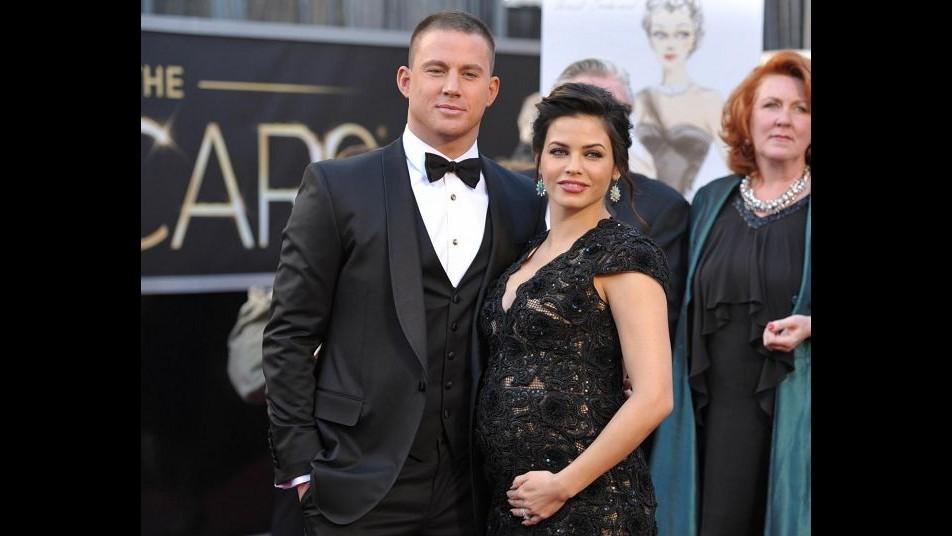 Channing Tatum è padre, i colleghi si congratulano con l'attore