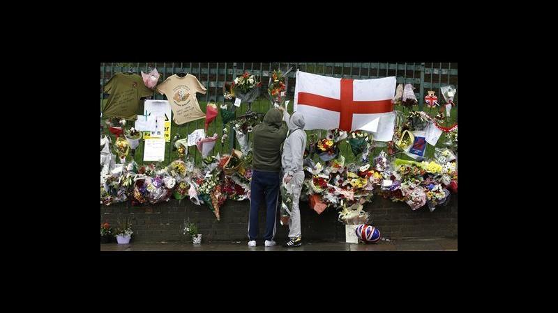 Regno Unito, incriminato uno dei sospetti per uccisione soldato Londra