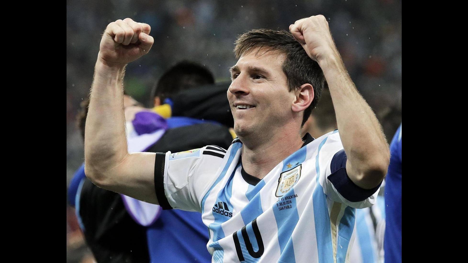 Mondiali 2014, Messi: Con Germania partita più importante della nostra vita