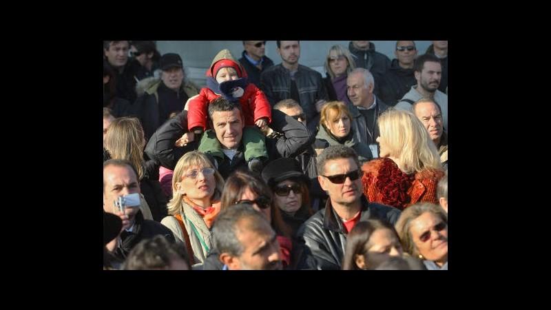 Istat: In Italia 59,7 mln residenti, cresciamo solo grazie a stranieri