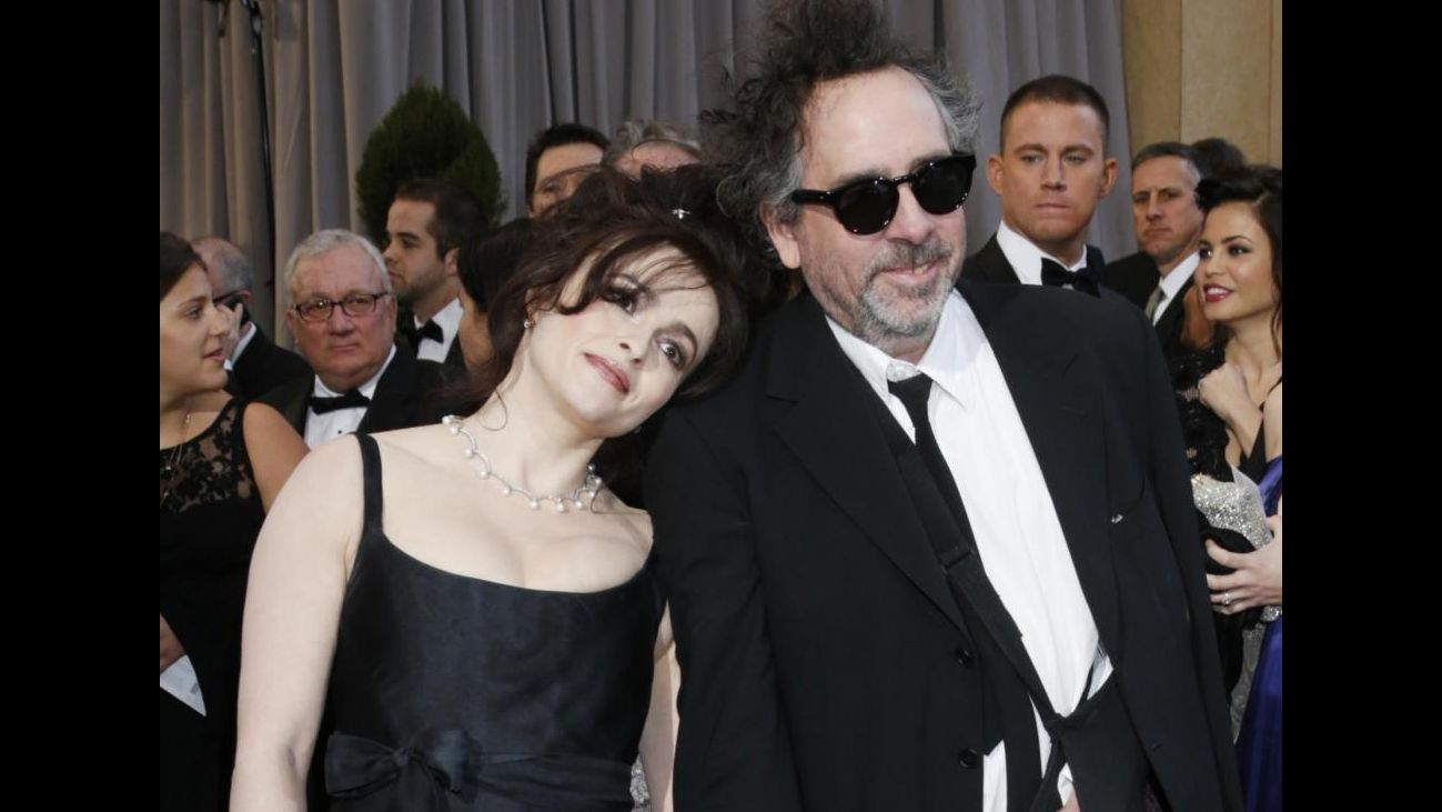 Helena Bonham-Carter sarà la fata madrina nel film 'Cenerentola'