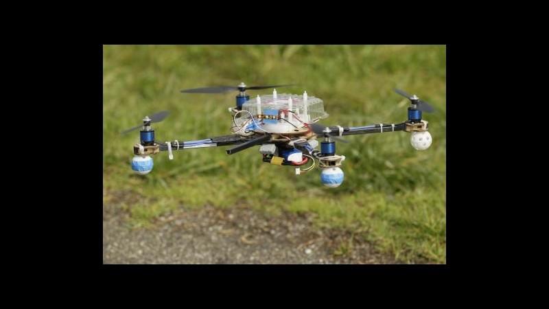 Fbi: Droni usati negli Usa per sorvegliare obiettivi
