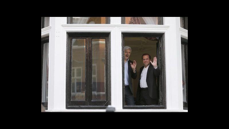 WikiLeaks, niente accordo tra Londra e Quito su asilo Assange