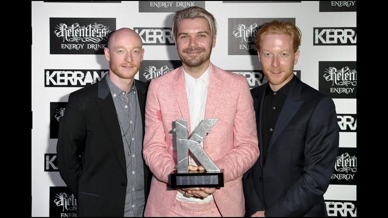 Il meglio del rock e heavy metal premiato ai Kerrang! Awards di Londra