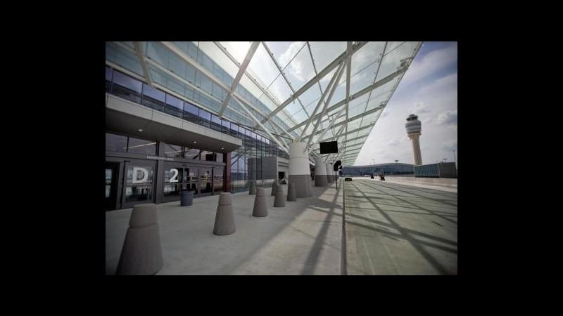 Usa, raffica di allarmi bomba: ad Atlanta, Richmond e campus Princeton