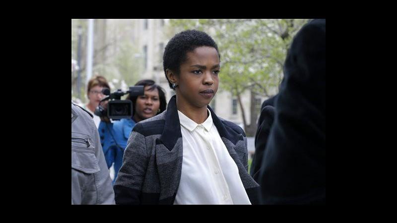 Primo giorno in carcere per Lauryn Hill dopo evasione fiscale