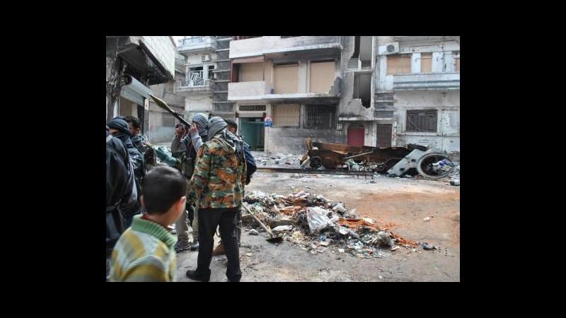 Siria, esercito riprende controllo del distretto Khaldiyeh di Homs