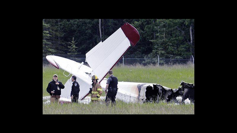 Usa, si schianta aerotaxi in Alaska: 10 morti