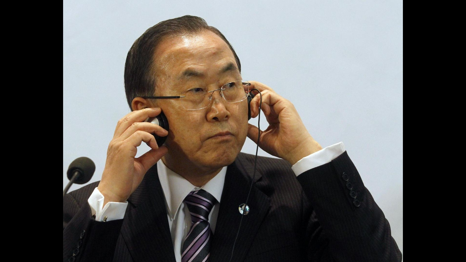 Egitto, Ban Ki-moon: Popolo decida cammino, no punizioni o esclusioni
