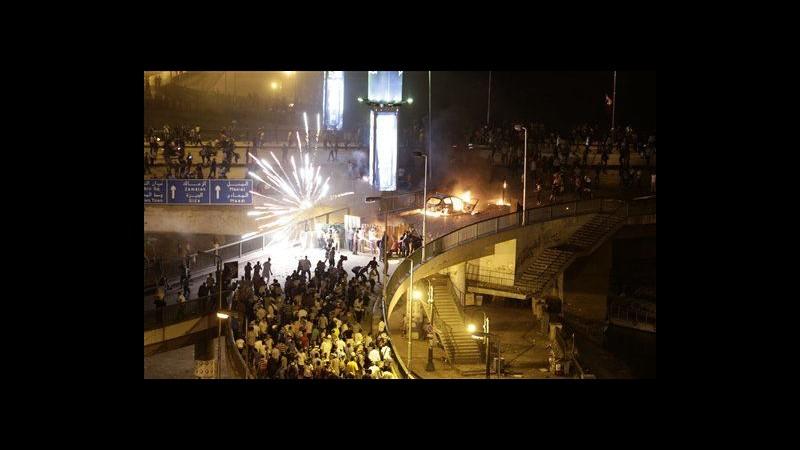 Egitto, opposizione: Scendere in piazza subito contro Fratellanza