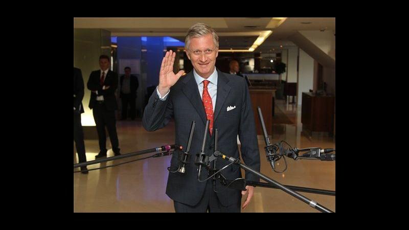 Belgio, principe Filippo: Voglio rendere omaggio a regno di mio padre