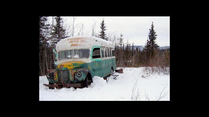 Gite al bus di 'Into the wild' in Alaska: salvato 2° gruppo in un mese