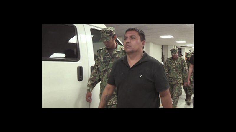 Messico, leader cartello Zetas sarà processato per riciclaggio denaro