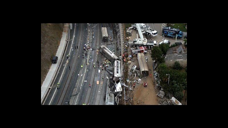 Da Santiago di Compostela a Viareggio: i peggiori disastri ferroviari d'Europa