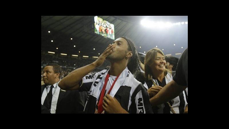 Coppa Libertadores, trionfa l'Atletico Mineiro di Ronaldinho