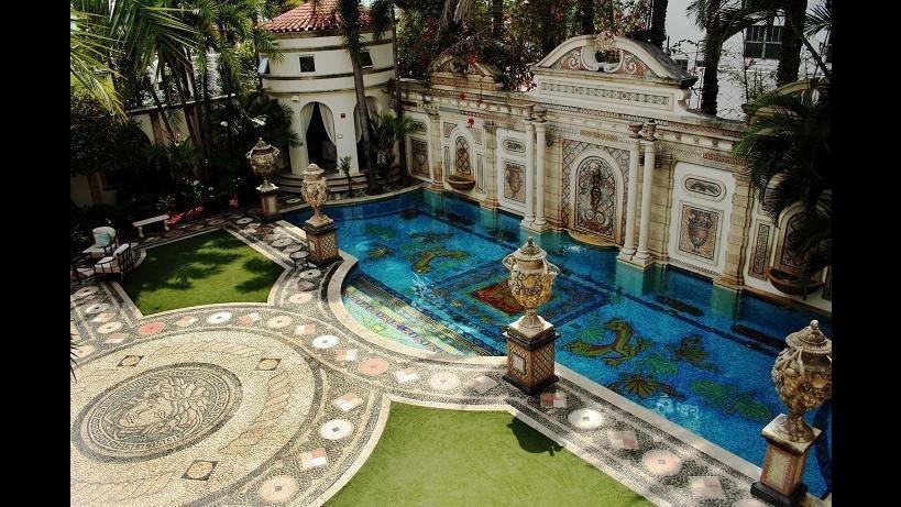 All'asta ex villa a Miami di Gianni Versace, luogo del suo omicidio