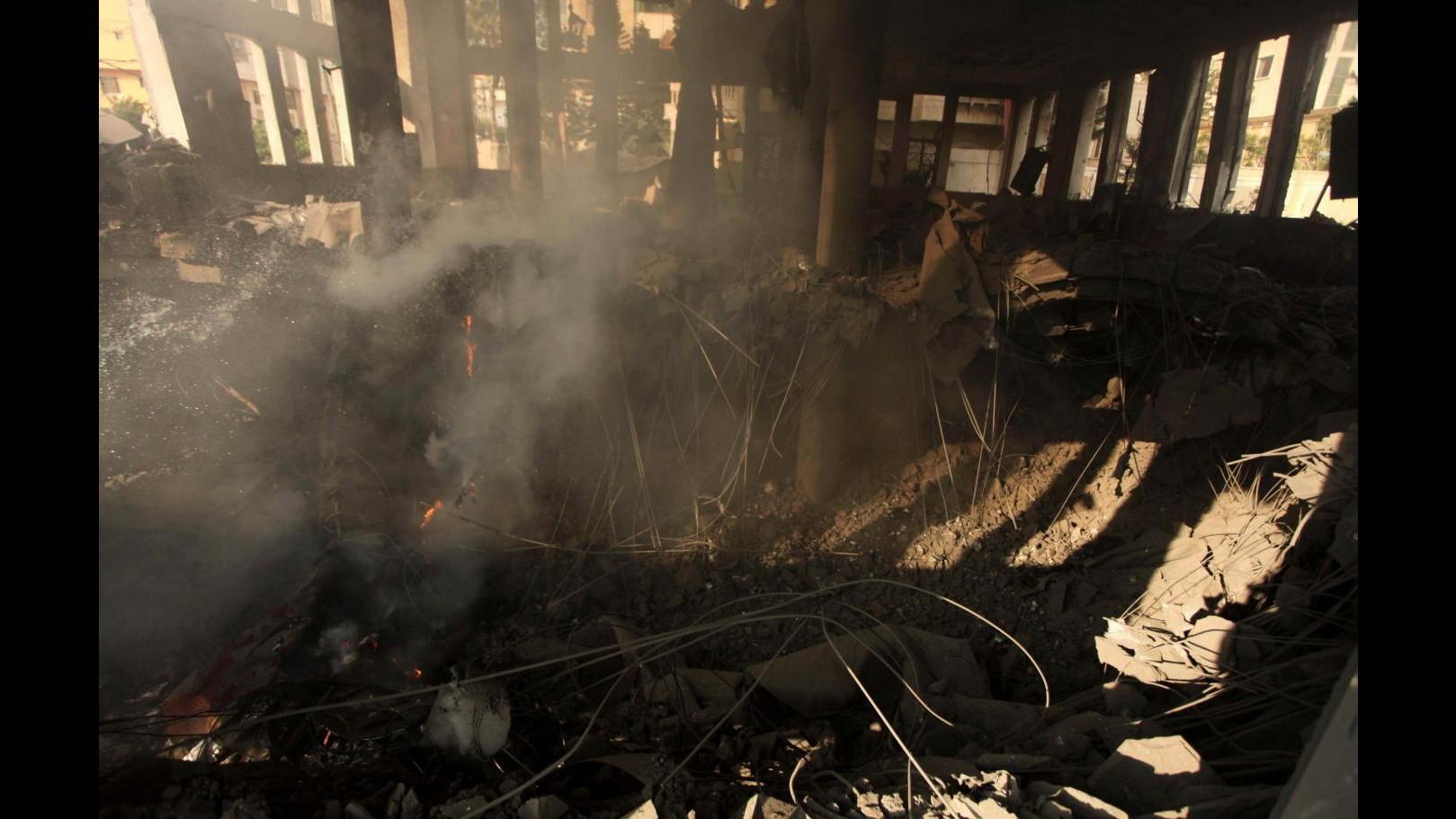 Medioriente, Onu e Usa condannano attacco a scuola Rafah. Israele: Preso di mira militanti