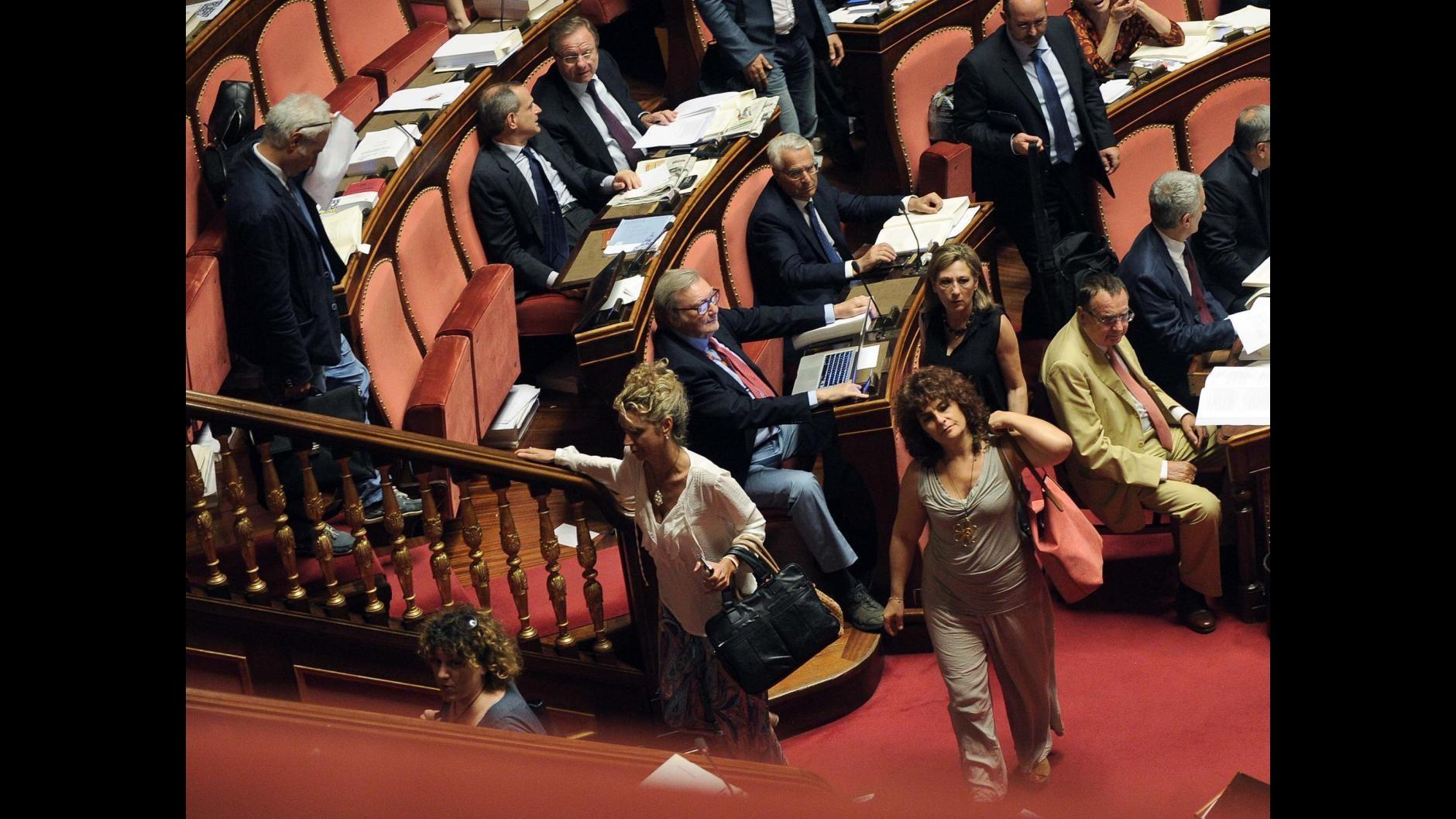 SCHEDA Riforme, con articolo 2 ridisegnato nuovo Senato dei 100
