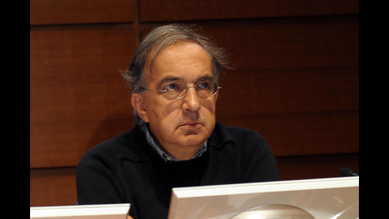 Fiat, Marchionne: Realizzeremo il piano, smentiremo i 'gufi'