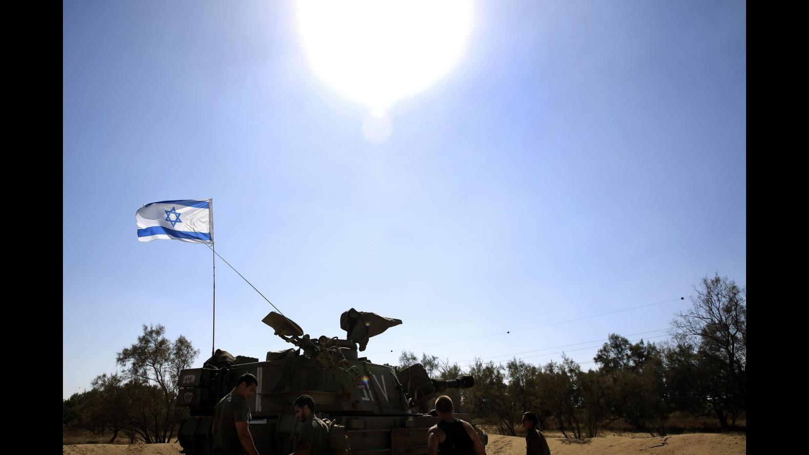 Medioriente, esercito Israele: Sospetto rapimento nostro soldato