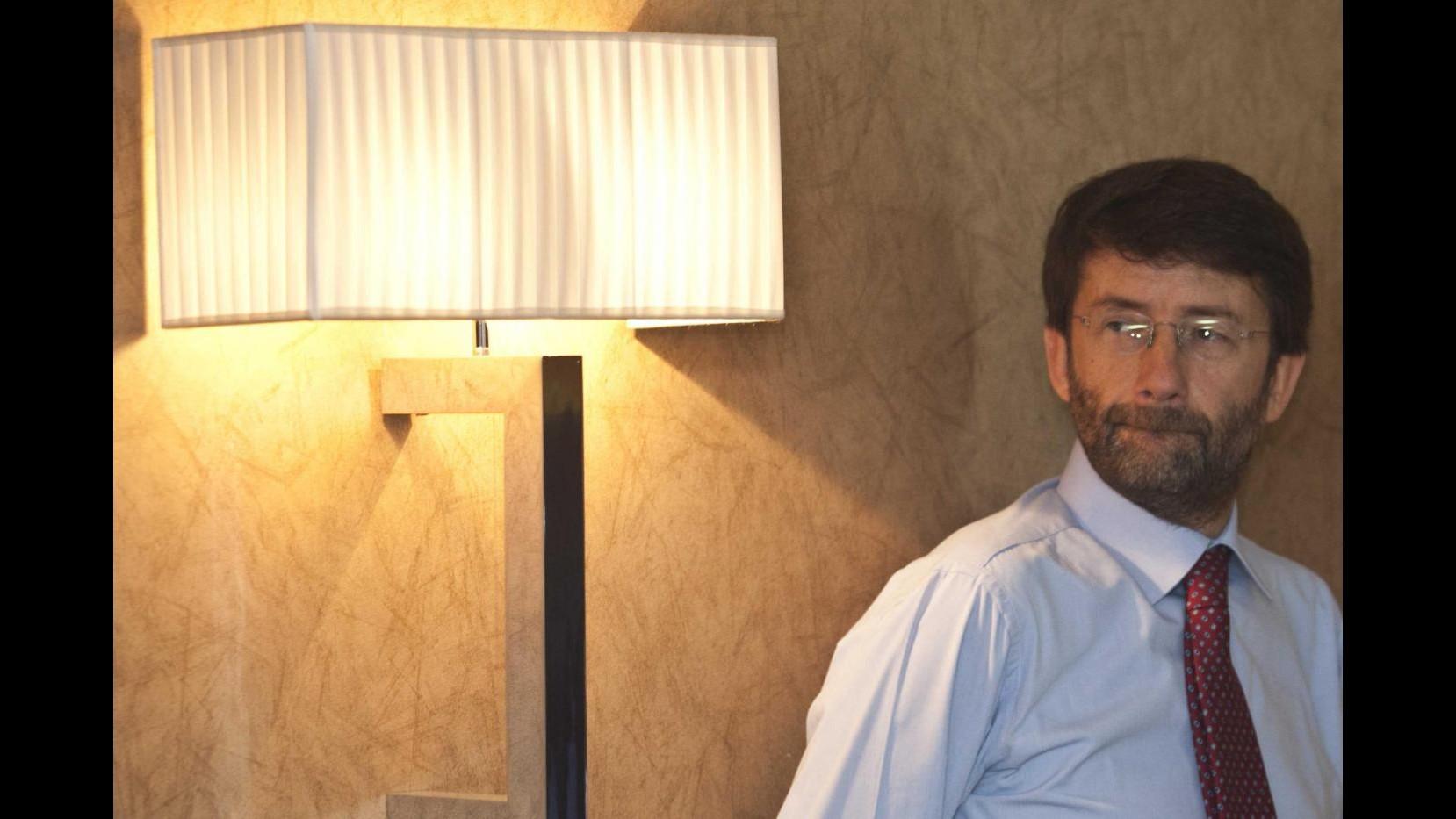 Governo, Franceschini: Nessun rimpasto a orizzonte, sì rafforzamento