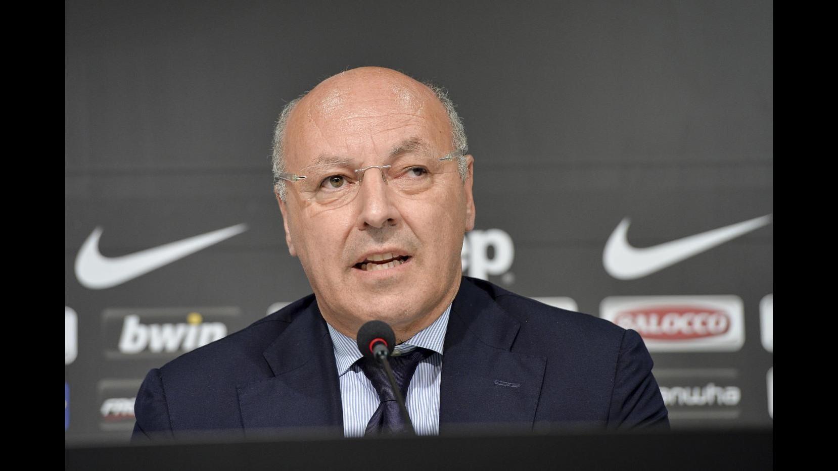 Juventus, Marotta: Con Vidal nessun problema. Romulo? Partirà con noi per l'Asia