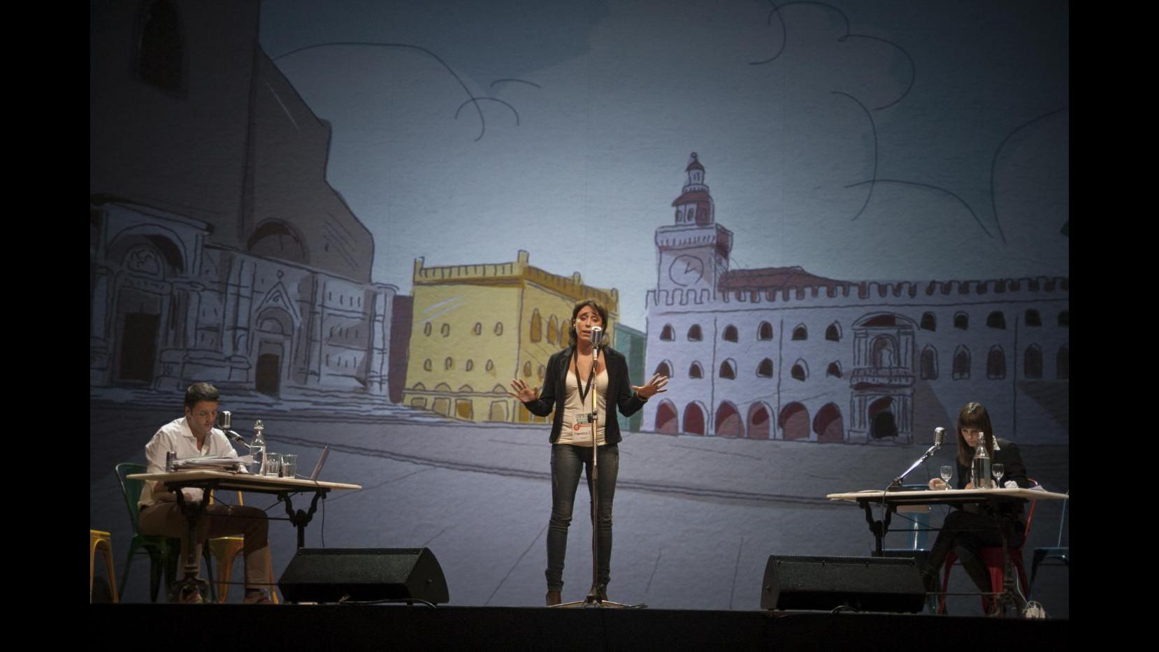 Francesca Vecchioni: Figlie avute con Alessandra per legge hanno una sola mamma